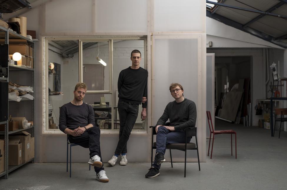 Emile, Edouard en Leon — vormen