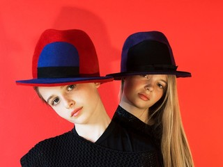 Red girls
