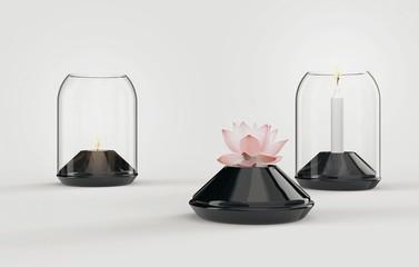 MATTER / Candleholder & vase