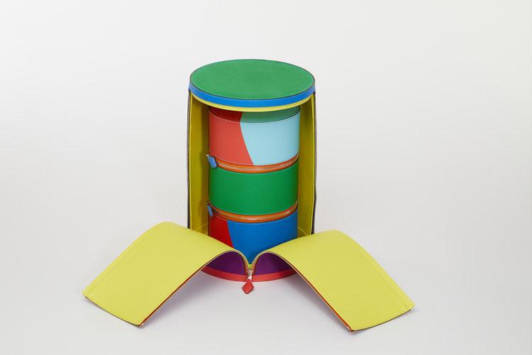 Project design for Hermès / atelier petit h