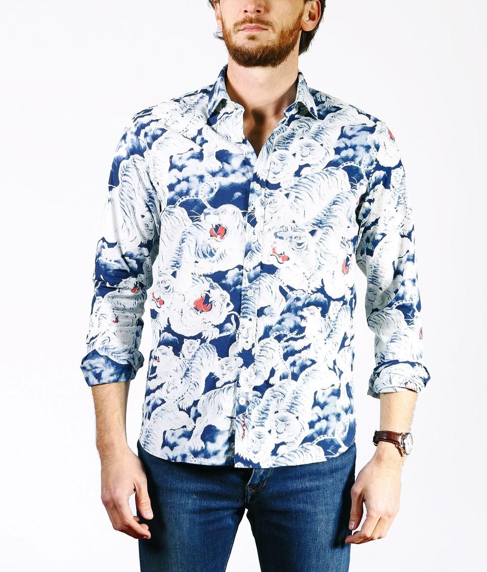MAOUH chemise | © Abbie & Rose