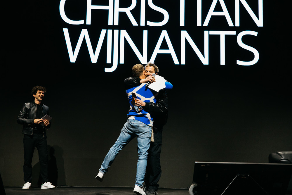 Christian Wijnants & Glenn Martens